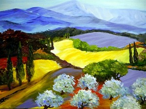 Provence_Oliven